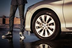 On foot or in their cars, Accord owners always travel in style.