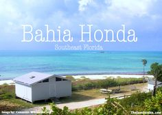 Bahia Honda State Park Cabins | The Jam Garden - Parks & Rec - Best Cabin Camping Spots in Florida