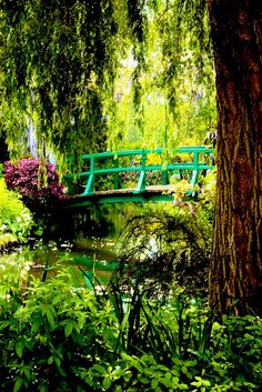 Escape the hustle and bustle of the city and stop to smell the flowers as you take in the beautiful scenery at Giverny, France. Stop by Musee des Impressionnismes for a close look at Monet's paintings and exhibitions.