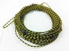 Barefoot Co. Spectra Microfusion Mainline no-stretch rope. 70' for $69.95
