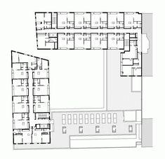 154 Viviendas Y Equipamientos Para El Patronato Municipal De La Vivienda / ONL Arquitectura