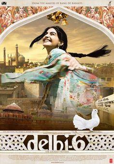 Sonam Kapoor poster Delhi 6 #dilli #chandinichowk ❤❤❤ #love