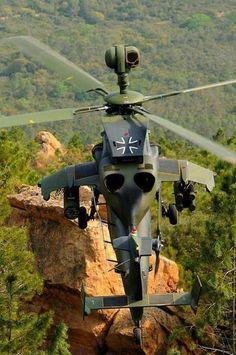 "Eurocopter ""Tiger"" de la Luftwaffe"
