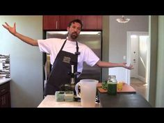 Juicing, inflammation, oxygen in the body, Ph and killing internal parasites