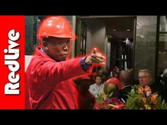 Malema Assaulted Female Officer After SONA South African Celebrities, Social Media, Entertaining, Shit Happens, Female, Videos, Youtube, Instagram, Social Networks