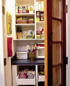 Pantry Design Design, Pictures, Remodel, Decor and Ideas - page 6