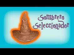 Sombrero seleccionador de la pelicula Harry Potter, Ideal para disfraz
