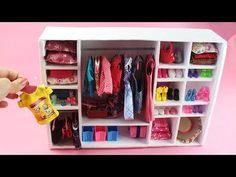 Cama Casinha   Montessori   Como fazer cama para Barbie Chelsea   Quarto de Criança - YouTube