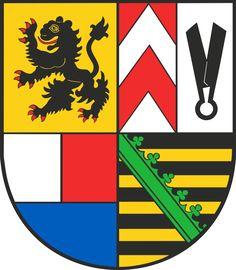 District of Sonneberg (rural), Land: Thuringia, Germany #Sonneberg #Germany (L17007)