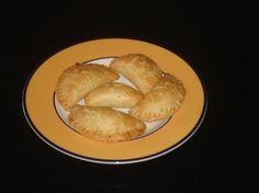 Authentic Greek Recipes: Greek Cheese Pies with Yoghurt Dough (Tiropitakia)