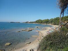 Agios Andreas Beach, Katacolo Greece
