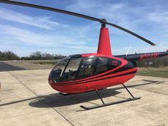 Robinson R44 Raven II Helicopter w/ Air Conditioning
