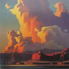 New Ideas Beautiful Landscape Paintings Concept Art Fantasy Landscape, Landscape Art, Landscape Paintings, Fantasy Art, Desert Landscape, House Landscape, Landscape Concept, Art And Illustration, Arte Peculiar