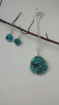 Your place to buy and sell all things handmade Sleeping Beauty Turquoise, Turquoise Necklace, Eye Candy, My Etsy Shop, Handmade Jewelry, Buy And Sell, Lovers, Beads, Check