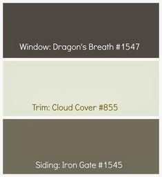 House Exterior On Pinterest Exterior Paint Colors