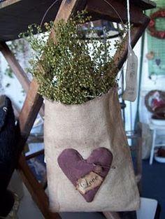 Sweet Annie bag...