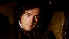 Toby Stephens as Mr. Mr Rochester Jane Eyre, Jane Eyre 2006, Toby Stephens, Bronte Sisters, Romantic Love Stories, Charlotte Bronte, Handsome Actors, Period Dramas, Book Lovers