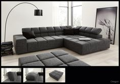 Home Decor Ideas Sofa Design, Home Interior, Interior Architecture, Small Lounge Rooms, Sofas, Couches, Modern Couch, Living Spaces, Living Room