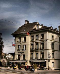 Café des Pyréenes, Bern
