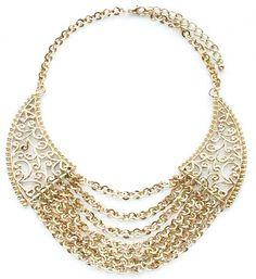 Morpheus Boutique  - Gold Chain Hollow Out Limited Edition Necklace , CA$70.77 (http://www.morpheusboutique.com/jewelry-watches/necklaces/gold-chain-hollow-out-limited-edition-necklace/)