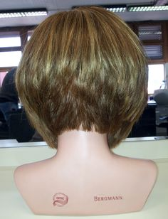 Bob 2 (view from the back) (just haircut)