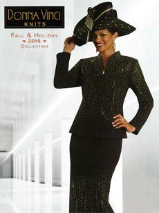 6941b28d948 36 Best donna vinci fall suits images | Jumpsuits for women, Suits ...