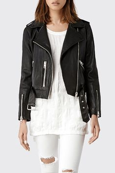 The Fall Jacket You've Been Dreaming Of #refinery29  http://www.refinery29.com/jackets-fall-trends#slide47