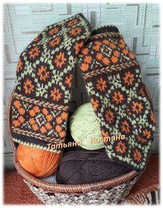 ЖАККАРДОВЫЙ УЗОР — ВАРЕЖКИ жаккард   OK.RU Knit Mittens, Knitted Hats, Fabric Yarn, Knit Crochet, Gloves, Socks, Knitting, Crocheting, Patterns