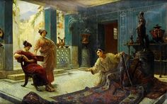 The Carpet Merchant, Ettore Forti.
