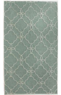 Super cute inexpensive rug. 50% off right now which makes it $130 for a 5x8.