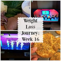 First Time Mom and Losing It: Weight Loss Journey: Week 16