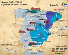 """El blog de """"Acebedo"""": la Guerra Civil en Asturias"""