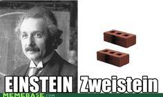 german memes | tags bricks ein einstein german memes puns zwei by toeko01