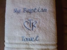 Great baptism gift idea.  We use them as a gift from the primary presidency.