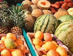 Tropical Fruits, Dominican Republic