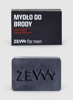 Mydło do brody ZEW for men