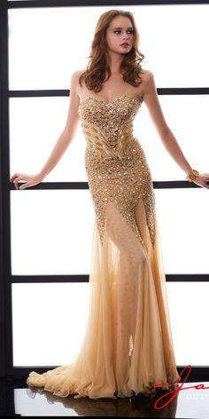 Jasz Couture 5064 Dress - $598
