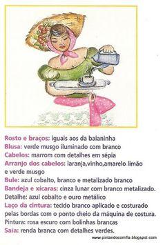 Baiana Paulista e Gaúcha - Fládill - Álbumes web de Picasa