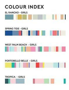 Color Usage Kids   Fall Winter 2015-2016   Pinterest ...