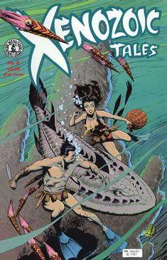 Xenozoic Tales 5