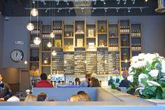 The Granola Bar Opens In Westport: Great Coffee & GoodEats - CT Bites - Restaurants, Recipes, Food, Fairfield County, CT