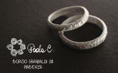 Fedi nuziali... Paola C. Gioielli www.paolacdesign.com