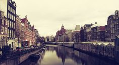 AMSTERDAM places-to-go