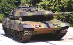 Leopard 2 (Germany)    The Leopard 2, was first produced in 1979 and is in service with the armies of Austria, Canada, Chile, Denmark, Finland, Germany, Greece, the Netherlands, Norway, Poland, Switzerland, Sweden, Spain and Turkey, with over 3,200 produced. The Leopard 2 is the main battle tank of Germany. It entered service in 1979. It first saw combat in Kosovo with the German Army and has also seen action in Afghanistan with the Danish and Canadian ISAF forces. The Leopard 2 is one of…