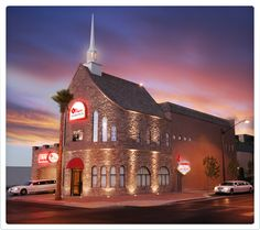 Our New Chapel at Vegas Weddings....where the magic will happen! Inside is our Wedding Suite, THE Wedding Chapel, The Terrace venues! And, we have the Drive-Thru Fast Lane and the only Walk Up Window in Las Vegas! Vegas Weddings is located across from the marriage license bureau at the corner of 3rd St and Bonneville. www.702wedding.com