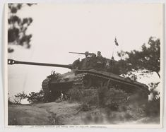 M26 Pershing, Department Of The Navy, Still Picture, Armored Fighting Vehicle, National Archives, Korean War, Cold War, Marine Corps, Tanks