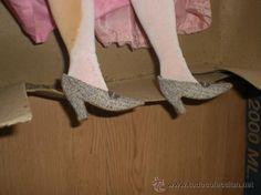 antigua muñeca boudoir o de salon principios de - Comprar Otras Muñecas Españolas Clásicas (Hasta 1.960) en todocoleccion - 18087930