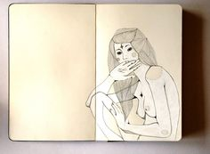 The Sketchbooks of Gabriel Kieling: 7557471982_cc96dbfd4d_b.jpg