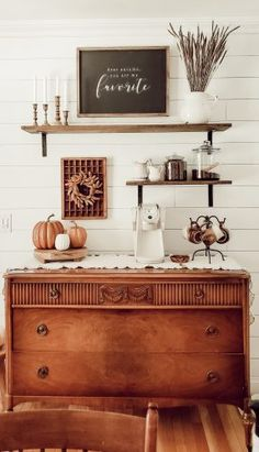 Fall Home Tour : 31 Girl at Home