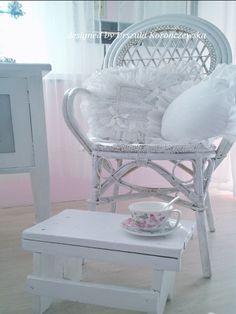 W domu jak w ogrodzie! At home like in a garden! Designed by Urszula Koronczewska.